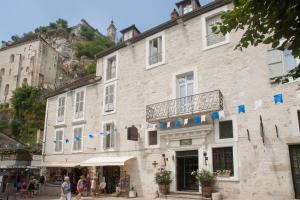 Location gîte, chambres d'hotes Hotel Beau Site - Rocamadour dans le département Lot 46