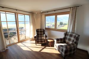 Pension Tannenhof, Bed and Breakfasts  Leogang - big - 69