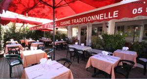 hotel de l'etoile, Hotely  Andernos-les-Bains - big - 5
