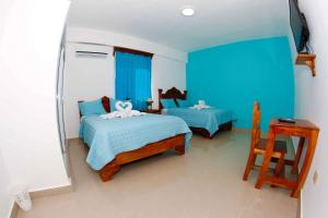 South Beach Hotel, Hotely  Paraíso - big - 46