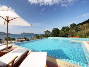 The Bay Cliff Suite, Apartmanok - Patong-part