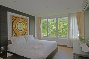 The Bay Cliff Suite, Apartmanok  Patong-part - big - 5