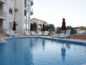 Apartment Lazareva, Apartments  Petrovac na Moru - big - 5