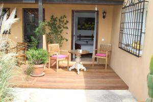 Finca Can Toni, Vidiecke domy  Ibiza (mesto) - big - 5