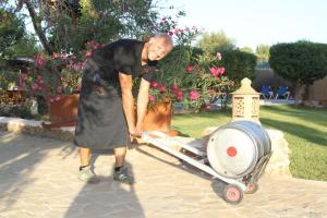 Finca Can Toni, Vidiecke domy  Ibiza (mesto) - big - 17