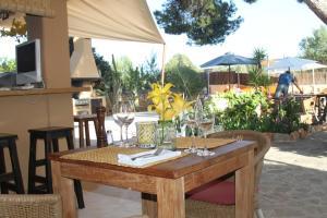 Finca Can Toni, Ferienhöfe  Ibiza-Stadt - big - 48