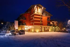 Hotel Visegrád, Отели  Вишеград - big - 20