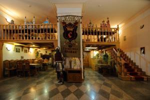 Отель Графство Хаджох, Каменномостский
