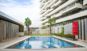 Bodaiju Residences, Апартаменты  Пномпень - big - 33