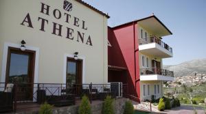 Hostels e Albergues - Athena