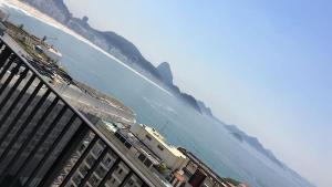 2 Quartos Copacabana Vista Mar - Rio de Janeiro