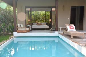 Casas de Agua, Apartmánové hotely  Pláž Santa Teresa - big - 32