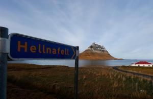Hellnafell, Apartmanok  Grundarfjordur - big - 15