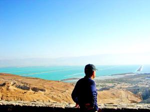 Aloni Neve Zohar Dead Sea, Апартаменты  Неве-Зоар - big - 63