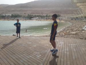 Aloni Neve Zohar Dead Sea, Апартаменты  Неве-Зоар - big - 68