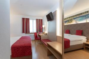 Hotel Vorab, Hotely  Flims - big - 28