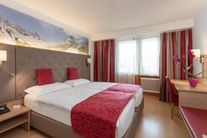 Hotel Vorab, Hotely  Flims - big - 31