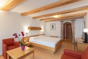 Hotel Vorab, Hotely  Flims - big - 21
