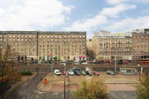 Apartments Warsaw Solidarności