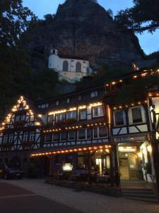 Schloßschenke Oberstein - Kirschweiler