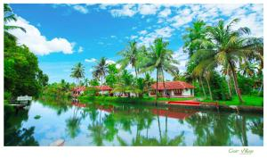 Coir Village Resort, Resort  Trikunnapuzha - big - 1