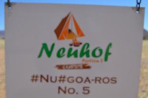 Neuhof Portion 2 Campsite, Campeggi  Sesriem - big - 30
