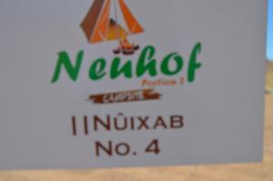 Neuhof Portion 2 Campsite, Campeggi  Sesriem - big - 29