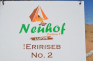 Neuhof Portion 2 Campsite, Campeggi  Sesriem - big - 26
