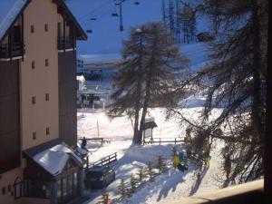Appart 4 p pied des pistes Risoul 1850 - Hotel - Risoul