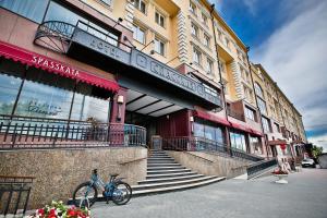 Отель Best Western Plus Спасская, Тюмень