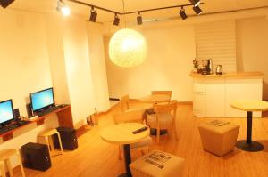 Blessing in Seoul Residence, Apartmanhotelek  Szöul - big - 35