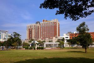 Hotel Kuva Chateau, Отели  Чжунли - big - 44