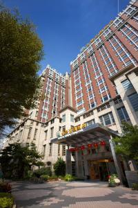Hotel Kuva Chateau, Отели  Чжунли - big - 43