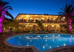 Отель Assos Eden Beach, Ассос