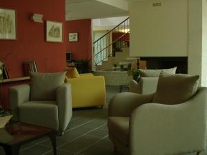 Hôtel Les Esclargies, Hotel  Rocamadour - big - 33