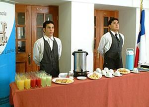 Hotel Londres 35, Hotel  Santiago - big - 22