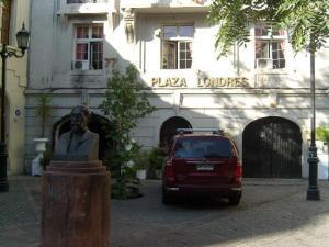 Hotel Londres 35, Hotel  Santiago - big - 20