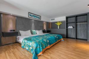 Lavendar Duplex Apartment, Apartments  Guangzhou - big - 70
