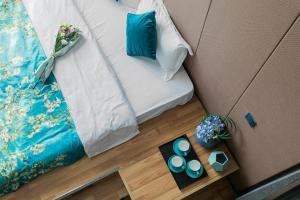 Lavendar Duplex Apartment, Apartments  Guangzhou - big - 61
