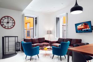 3 Bedrooms Brera Design Apartment - AbcAlberghi.com