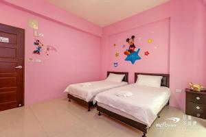 Disney B&B, Bed & Breakfast  Città di Taitung - big - 4