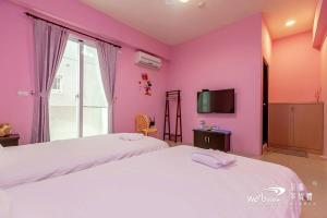 Disney B&B, Bed & Breakfast  Città di Taitung - big - 5