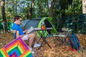 Campeggio Boscoverde, Campsites  Torre del Lago Puccini - big - 101