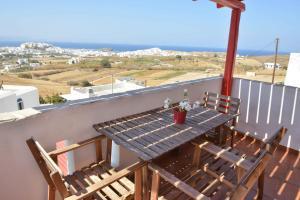 Paradisia Villas, Residence  Naxos Chora - big - 41