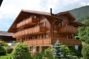 Apartment Snowflake 4.5 - GriwaRent AG - Grindelwald