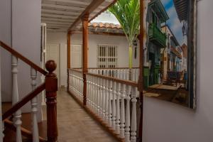 Casa Villa Colonial By Akel Hotels, Hotel  Cartagena de Indias - big - 37