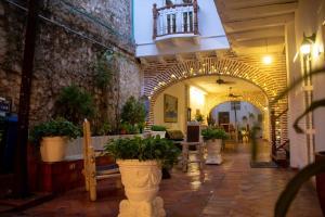 Casa Villa Colonial By Akel Hotels, Hotel  Cartagena de Indias - big - 25