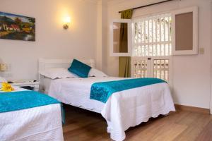 Casa Villa Colonial By Akel Hotels, Hotel  Cartagena de Indias - big - 44