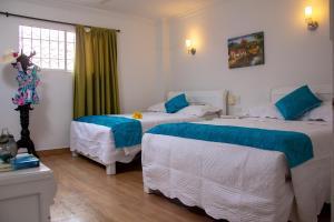 Casa Villa Colonial By Akel Hotels, Hotel  Cartagena de Indias - big - 17