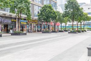 Rongyi Apartment, Apartmány  Kanton - big - 22